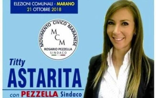A jogadora foi demitida de seu clube por apoiar partido ultranacionalista da Itália