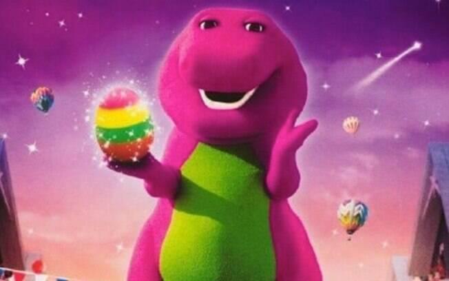 O ator que deu vida ao dinossauro Barney por dez anos abriu um negócio de massagens tântricas