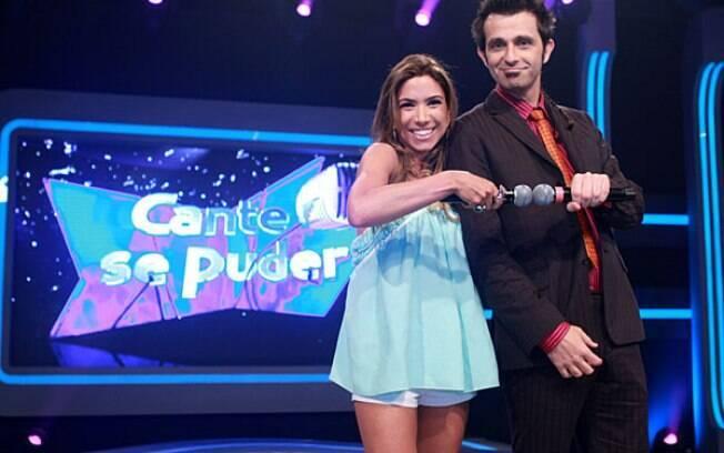Programa de Patrícia Abravanel será substituído por atração de Márcio Ballas. Os dois já trabalharam juntos no reality 'Cante se Puder'