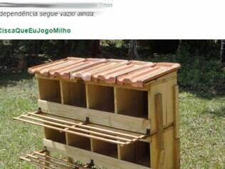 Cruzeirenses também aproveitaram as redes sociais pra zoar o rival