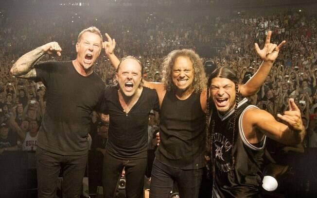 Metallica doa milhões para o combate ao coronavírus