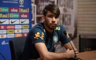 Sem Neymar, Lucas Paquetá será o camisa 10 da seleção brasileira em amistosos