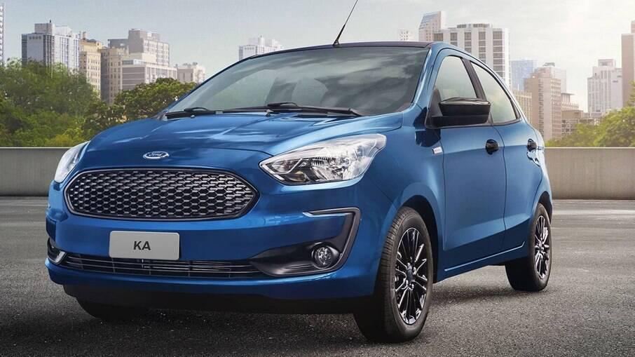 Paulo Garbossa, da ADK Automotive, avalia que vender o Ford nacional agora pode desvalorizar o veículo