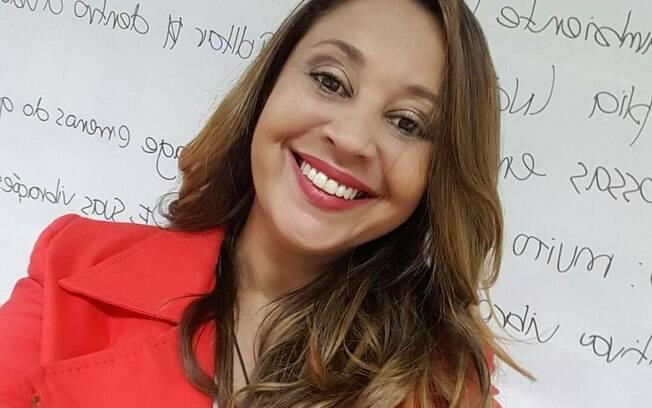 Solange Santos, consultora de treinamento e desenvolvimento comportamental