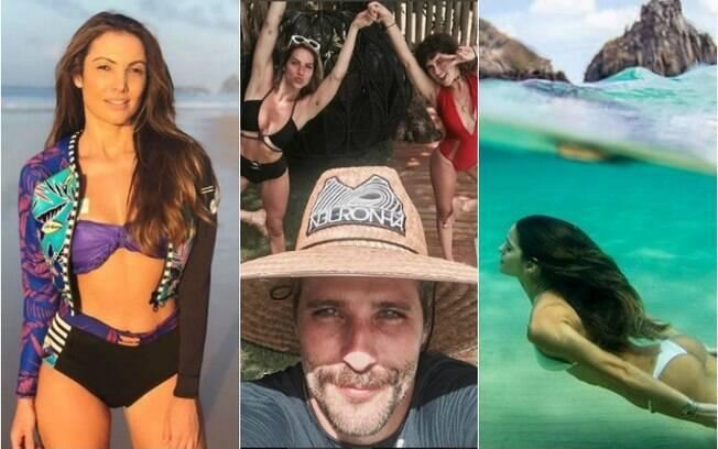 Fernando de Noronha é o destino queridinho no Instagram e point de famosos