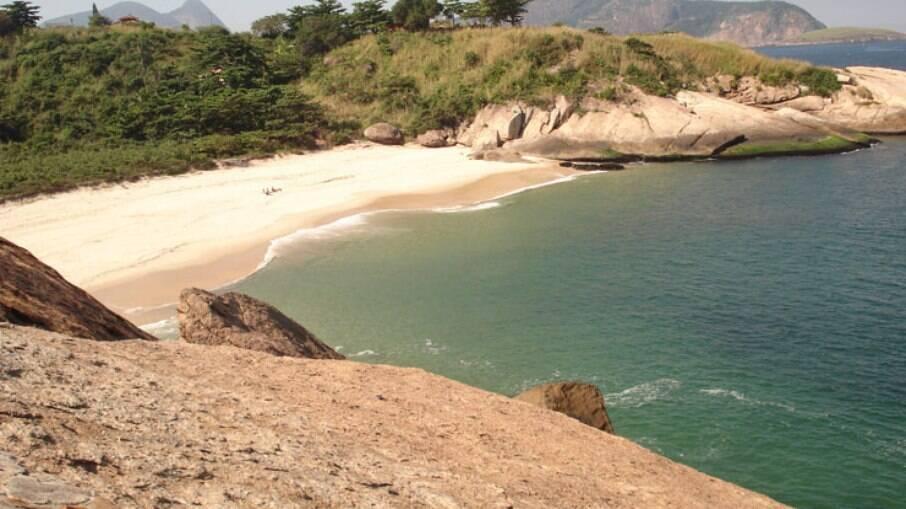 A Praia do Sossego já vende o relaxamento pelo nome!