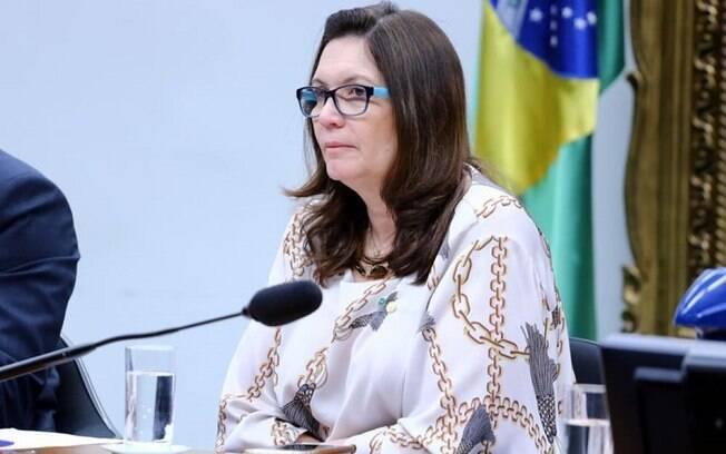 Bia Kicis, deputada federal