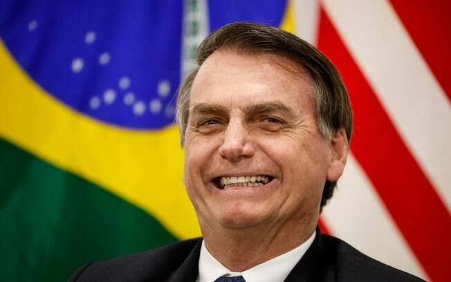 Jair Bolsonaro anunciou acordos entre Brasil e Estados Unidos nesta segunda, convidando investidores norte-americanos