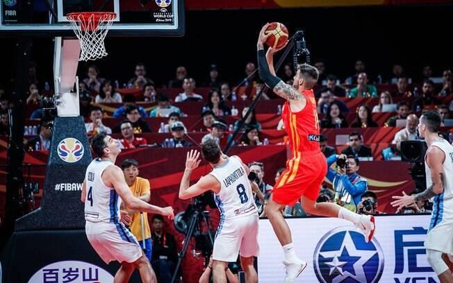 Espanha venceu a Argentina na final do Mundial de basquete