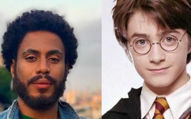 Ícaro Silva narrará o audiolivro de Harry Potter
