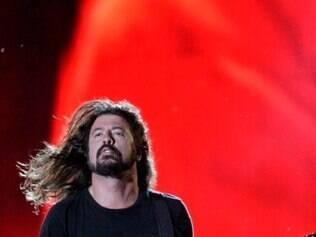 CIDADES / MAGAZINE . BELO HORIZONTE , MG  Foo Fighters faz show para 17 mil pessoas na Esplanada do Mineirao, na capital mineira, Belo Horizonte  FOTO: LINCON ZARBIETTI / O TEMPO / 28.01.2015