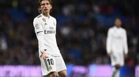Modric renova contrato com Real Madrid