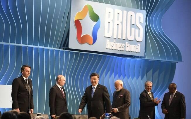 Quinta-feira marca o segundo e último dia do 11° encontro do Brics
