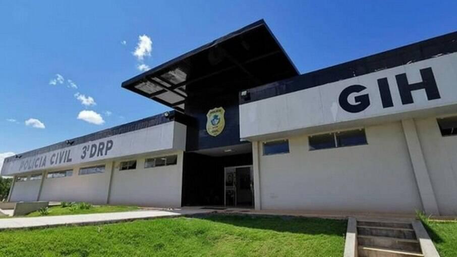 Delegacia Estadual de Investigação de Homicídios (DIH) de Anápolis (GO)