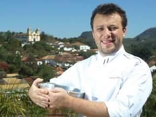 O carioca Thomas Troisgros é um dos destaques do evento voltado aos ingredientes brasileiros