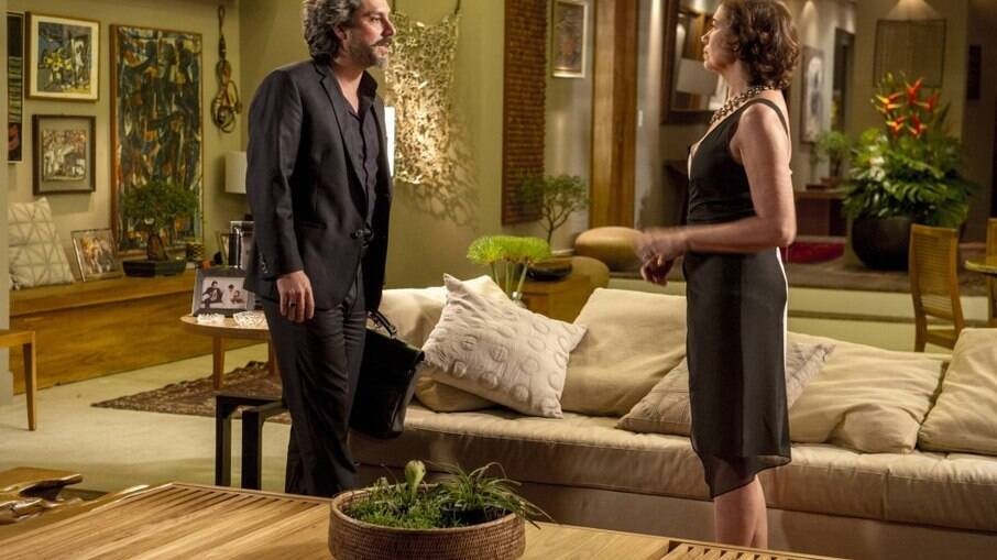 O Comendador exige divórcio a Maria Marta