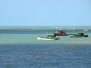 Mar de Cumuruxatiba