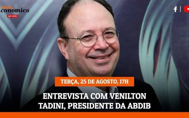 Economista Venilton Tadini é o entrevistado do iG nesta terça (25)