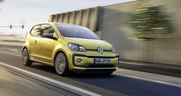 VW começa a vender o Up! renovado na Europa a partir de R$ 39.200