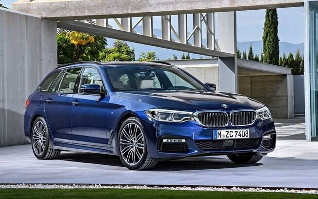 BMW Série 3 Wagon