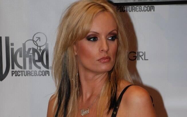 A atriz pornô Stormy Daniels quer anular o acordo por não conter a assinatura do então presidente, Donald Trump