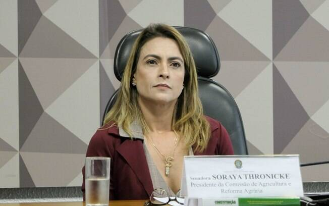 Senadora Soraya Thronicke (PSL-MT)