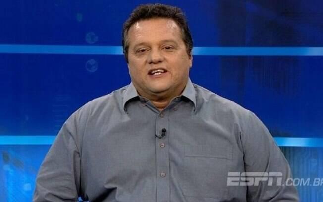 Lúcio de Castro, ex-comentarista da ESPN