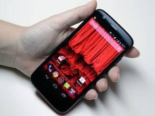 Moto G é mais poderoso do que o Moto E, mas não tem TV digital