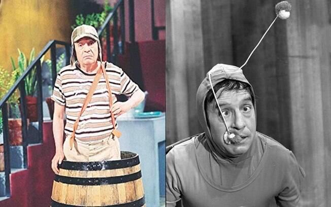 Os programas Chaves e Chapolin foram comprados pela Globosat e serão exibidos no canal de televisão paga Multishow
