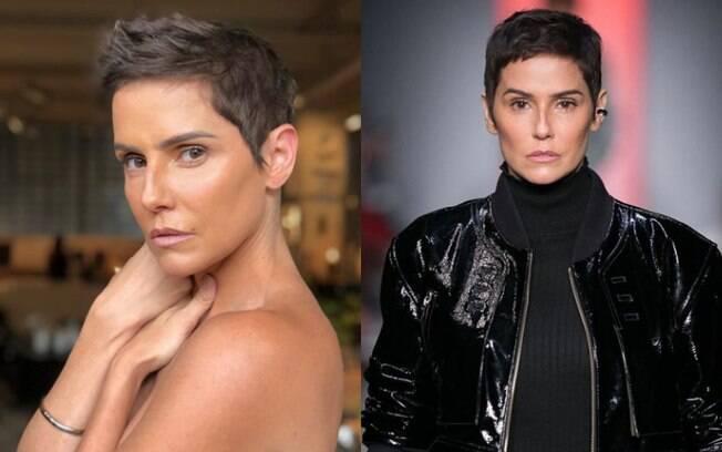 Antes de aderir ao cabelo curto de Deborah Secco, leve em consideração o motivo dessa mudança tão radical no visual