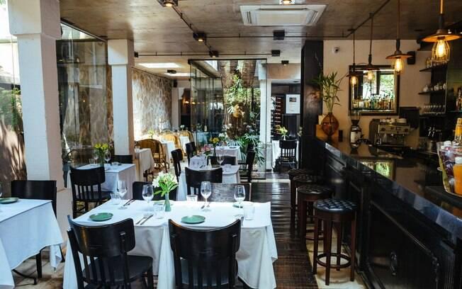 Restaurante oferece menu executivo de segunda a sexta