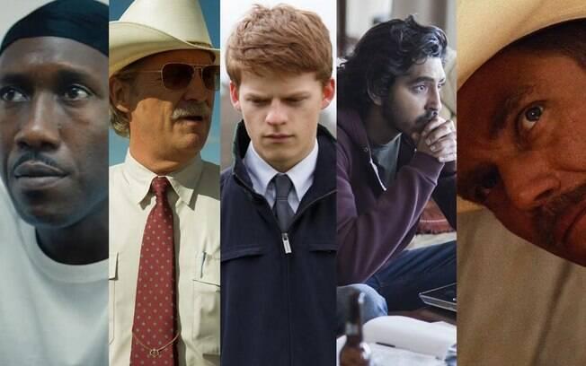 Os concorrentes a melhor ator coadjuvante no Oscar 2017