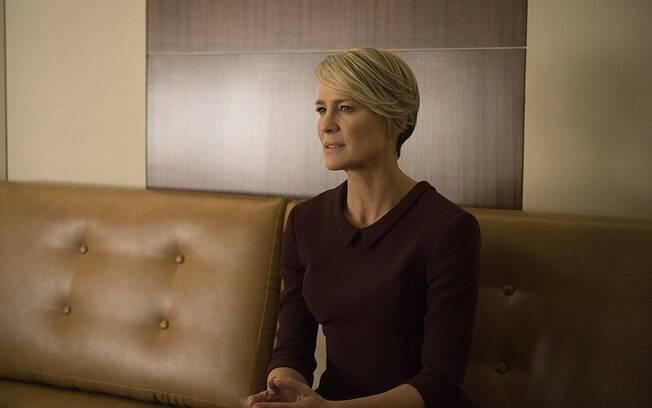 """Produtores de """"House of Cards"""" falam sobre cena chocante do último episódio da sexta temporada"""