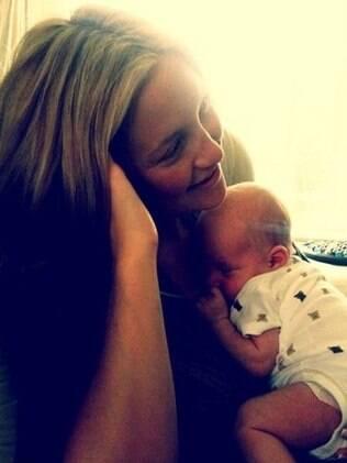 Kate Hudson e Bingham Hawn Bellamy, seu segundo filho