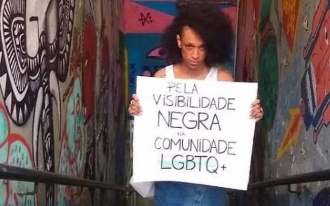 A travesti Erika Hilton, eleita vereadora de São Paulo no último domingo, 15, foi a mulher mais votada nesta para a câmara