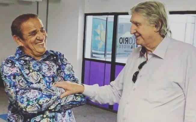 Zé Ramalho não participará do novo álbum de Sérgio Reis
