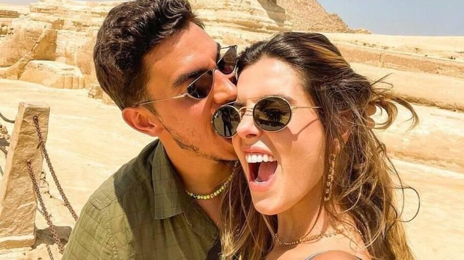 Giovanna Lancellotti assume namoro com ex de Anitta