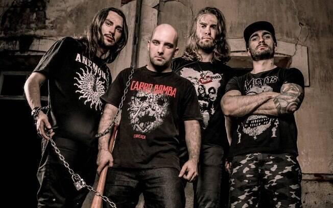 Banda Suck This Punch se destaca no rock nacional