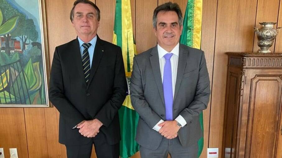 Bolsonaro diz que Ciro Nogueira o quer no PP