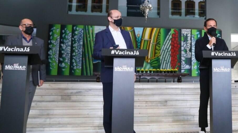Gestão Doria anuncia as medidas do Plano SP