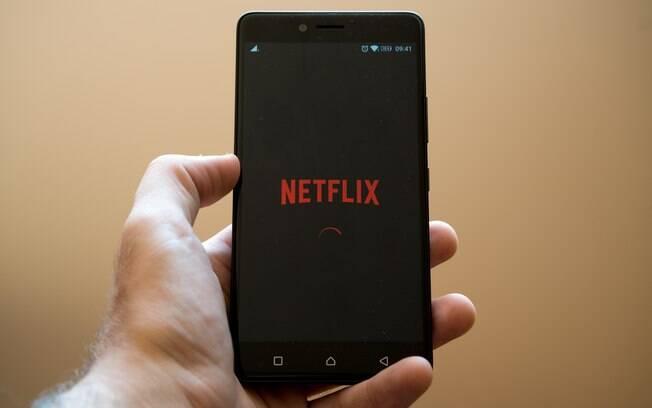 Entre os aplicativos mais usados de serviços de assinatura, o Netflix é o primeiro da lista