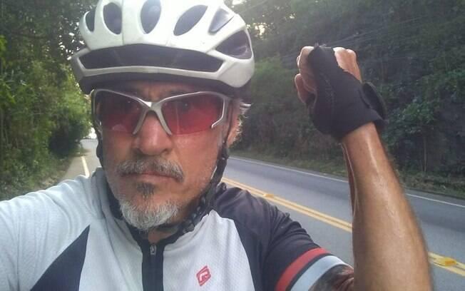 Ciclista é atropelado na manhã desta segunda na Zona Oeste do Rio