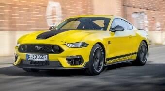 Ford inicia período de pré-venda do cupê Mustang Mach 1 no Brasil