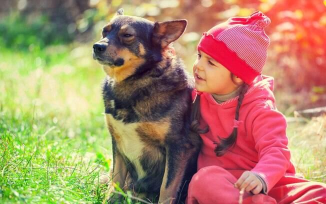 Estudo científico revela que as crianças tem preferido animais a irmãos