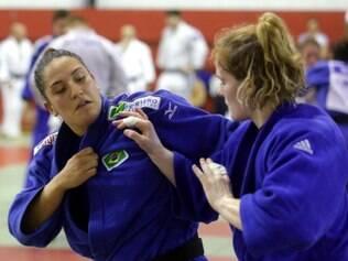 Medalhista de bronze nas Olimpíadas de Londres, em 2012, Mayra Aguiar será uma das presentes em Saquarema