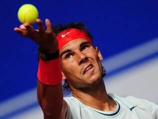 Rafael Nadal vai em busca de mais um título dentro de seus domínios