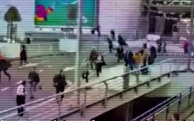 Atentados terroristas deixam mortos e feridos na Bélgica na manhã desta terça-feira (22)