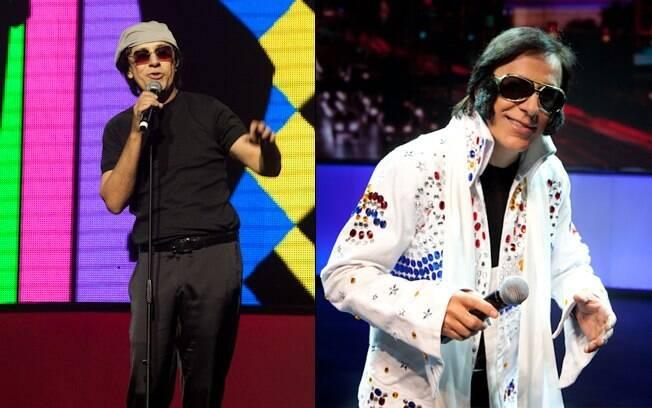 Tom Cavalcante: imitações perfeitas de Billy Paul Elvis Presley