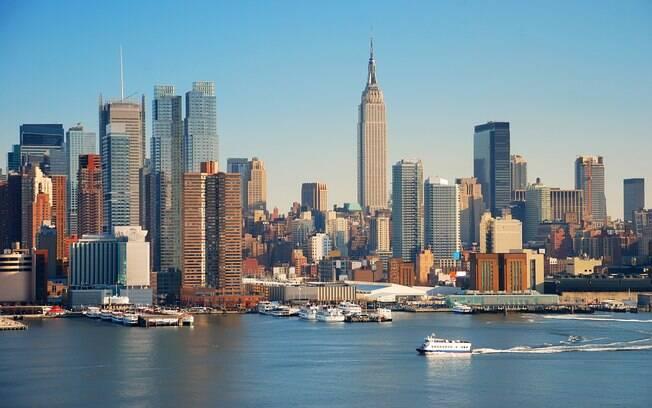 Que tal se acabar nas compras em Nova York?