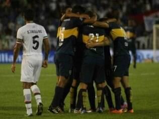 Boca Juniors venceu Vélez por 1 a 0 em Mar del Plata